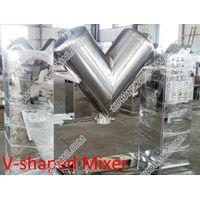 V-shaped Mixer thumbnail image