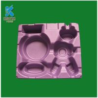 Eco environmental customized molded paper pulp electronic product
