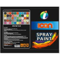 ICON AEROSOL SPRAY PAINTS