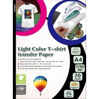 heat T-shirt transfer paper manufactory