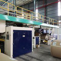 3Ply Corrugated Cardboard Production Line Fully Automatic   ERP System   Servo Control   Energy Savi thumbnail image