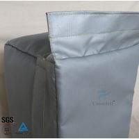 25mm Silicone Fiberglass Thermal Insulation Blanket Grey Color thumbnail image