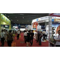 The 19th China (Guangzhou) Int'l Sheetmetal & Forging Industry Exhibition booth