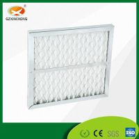 High Performance Preliminary Folded Screen Air Filter