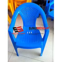 plastic arm chair mold maker