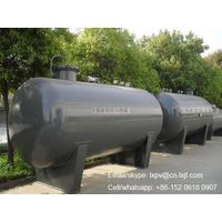Carbon steel tank pressure vessel-ASME ISO9001 certified factory