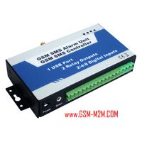 GSM SMS Controller Alarm