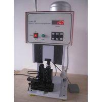 LLNC-2T Semi-automatic Terminal Crimping Machine, cable crimping machine, wire crimper machine thumbnail image