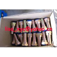 hydraulic hose fitting rubber hose fitting