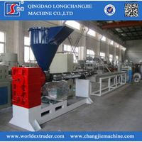 PE/PP/PS/ABS Water Cooling Granulation Production Line
