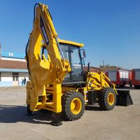WZ30-25 Backhoe wheel loader with high quality