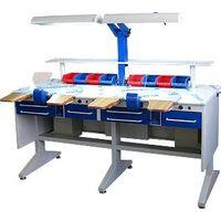 dental workstation/dental workbench/dental lab bench/dental laboratory table