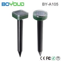 Outdoor hot selling and cheape solar mole and snake repeller