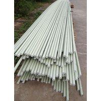GFRP Fiberglass Rebar Rod, Threaded Fiberglass Pultruded Rebar