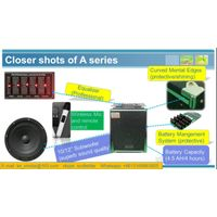 Songlang Audio A Series