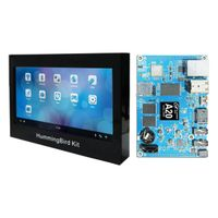 Android Dual Core Hummingbird Development System With LVDS HDMI