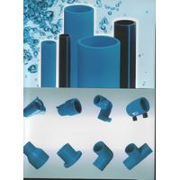 PE Water Supply Pipe and fittings