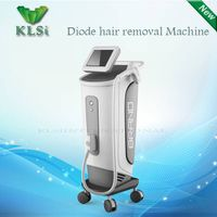 2015 Hot 808nm diode laser fast permanent hair removal machine
