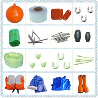 floats,tuna longline fishing accessories ( luminous beads,luminous glow sleeves, luminous tube)