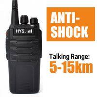 High Power 10W VHF Or UHF Long Range Walkie Talkie TC-P10W