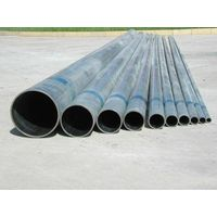 Hot dipped galvanized steel pipe for building framework