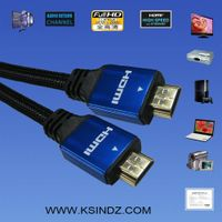 HDMI1.4 Cable 1080P 3D with Aluminum Molding thumbnail image