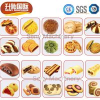 SY-810 Full Automatic High-Quality Mooncake Maamoul Making Machine