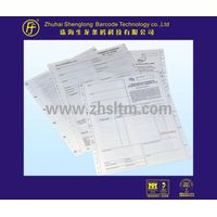 Bill of lading printing