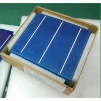 Hottest sell 6''x6'' multi-crystalline solar cell supplier high efficiency solar cells for sale dire