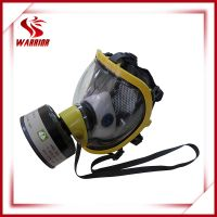 Activated carbon filter full face gas mask thumbnail image