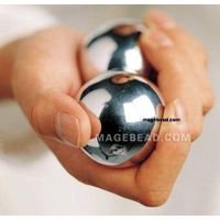Stainless Iron Exercise Balls with Chiming Set