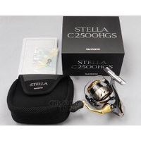 New Shimano STELLA C2500HGS Spinning Reel 2014