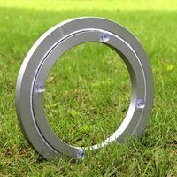 Malposed Low Noise Lazy Susan Bearing Swivel Plate Base Funiture Display Quiet Turnable Factory