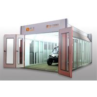 Zonyi Spray Booth Ce Hot Sale Spray Booth High Quality