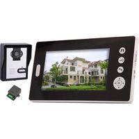 7 inches Wireless Video Door Phones/Camera/Doorbell/Peephole Viewer thumbnail image