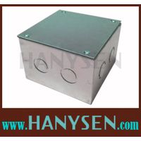 Steel Junction Box/Square Box/Handy Box/Octagon Box