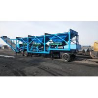 Model M350 Portable Coal Blending Machine Coal Mixing Machine For Coal Mine Max outlet 240Ton/Hour