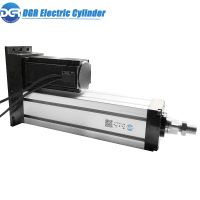 220V Stepper Motor Electric Lead Screw Linear Actuator For Automatic Packaging Machine