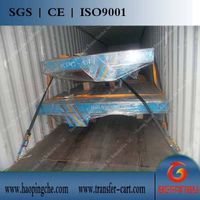 Industrial transfer cart manufacture & supplier in China thumbnail image
