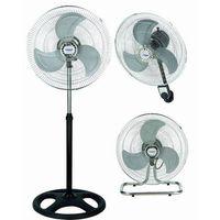FS1803A(3 IN 1)  electric fan industrial fan three iron blades three in one