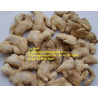 DRIED GINGER WITH HIGH QUALITY