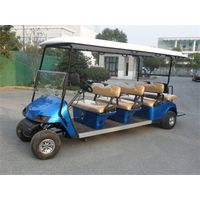 Falcon brand 8 seat cheap electric golf buggy golf car electric vehicle with CE(WX2062KSZ) thumbnail image