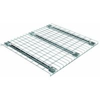 light industry  hot dip mental wire mesh deck