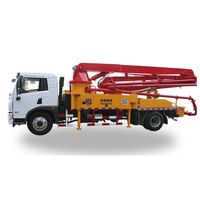 Factory price and easy to operate 30 m concrete pumps for sale