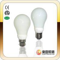 New Type Ceramic B22 E27 LED Bulb 7W 9W Led Bulb Light