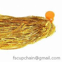 SS6.5  PP14 round cup chain Empty