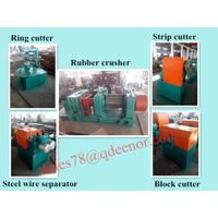 Waste Tyre Recycling Machine/Rubber Powder Production Line thumbnail image