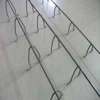 Baiheng reinforcing steel rebar chair / bar surpports