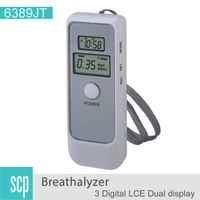 breath alcohol tester breathalyzer with clock-6389 thumbnail image