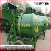 Hot Sale JZC350 Electric Motor Concrete Mixer (Made in Henan, China) thumbnail image